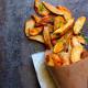 Patatas fritas con aioli