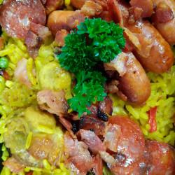 Paella Carne